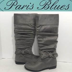 Girls  Knee High Boots